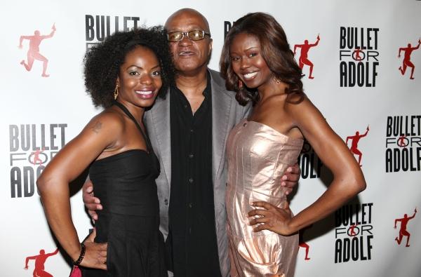 Marsha Stephanie Blake, Co-Writer Frankie Hyman and Shamika Cotton