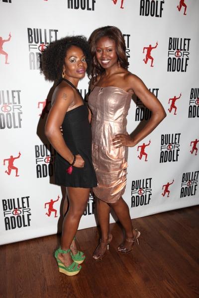 Marsha Stephanie Blake & Shamika Cotton