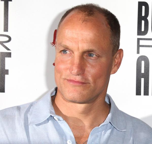 Director Woody Harrelson