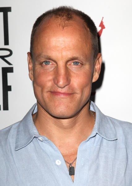 Director Woody Harrelson at BULLET FOR ADOLF - Red Carpet
