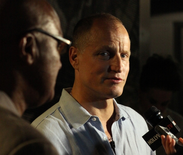 Writer / Director Woody Harrelson & Co-Writer Frankie Hyman