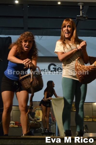 Lourdes Fabres y Lorena Joaquin