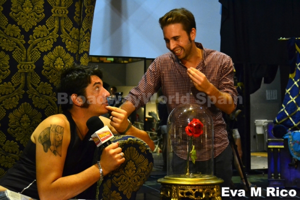 Ignasi Vidal y Javi Gabrielson