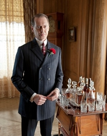 Steve Buscemi at First Look - Bobby Cannavale in HBO's BOARDWALK EMPIRE