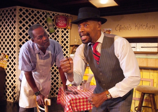 Photos: First Look at Lower Depth Theatre Ensemble's ELMINA'S KITCHEN