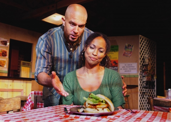 Photo Flash: First Look at Lower Depth Theatre Ensemble's ELMINA'S KITCHEN