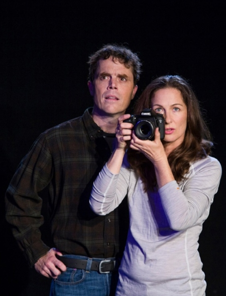 Photo Flash: First Look at Theatreworks' TIME STANDS STILL