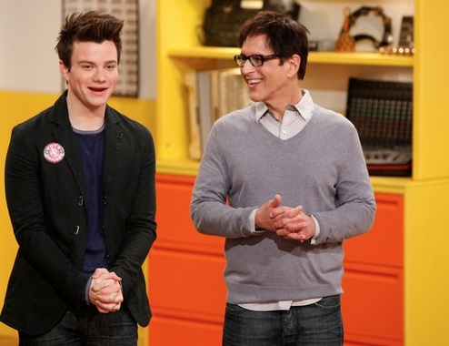 Chris Colfer, Robert Ulrich