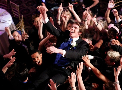Blake Jenner at First Look - THE GLEE PROJECT Finale Featuring Chris Colfer