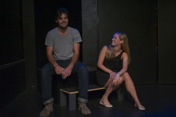 Leif Steinert and Sarah Jadin