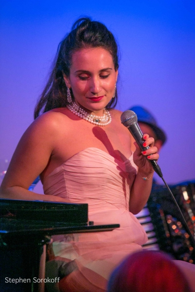 Photo Flash: Metropolitan Room Presents AN EVENING OF VINTAGE YIDDISH VAUDEVILLE