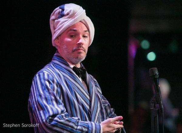 Photo Flash: Metropolitan Room Presents AN EVENING OF VINTAGE YIDDISH VAUDEVILLE