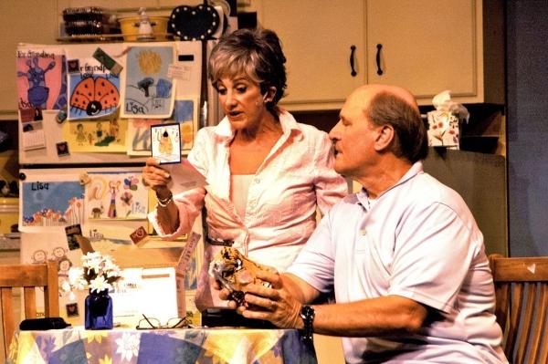 Barbara Minkus and John Shull