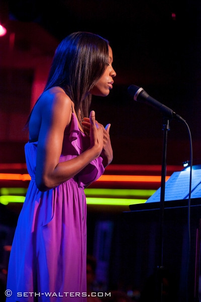 Photo Flash: Nick Adams, Nikki M. James, and More at IN FULL BLOOM!