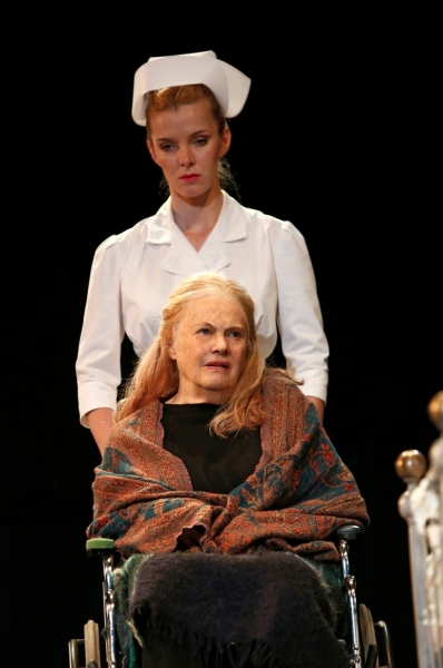 Lois Smith, Betty Gilpin