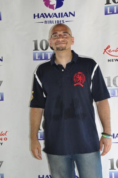 106.7 Lite FM's Victor Sosa
