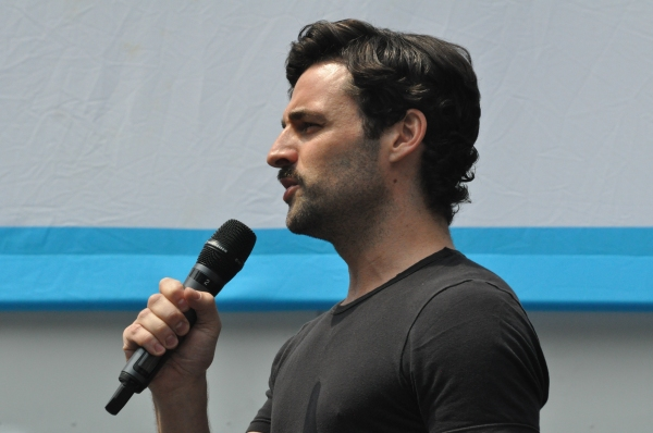 Max Von Essen at NEWSIES, REBECCA and More Perform at Broadway in Bryant Park!