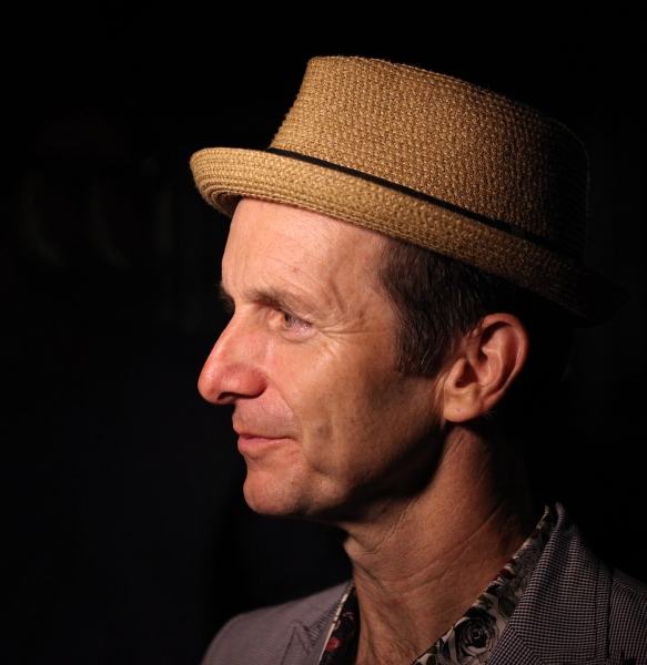Denis O'Hare at INTO THE WOODS Opening Night Party!
