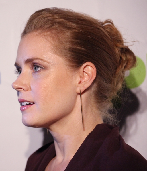 Amy Adams at INTO THE WOODS Opening Night Party!