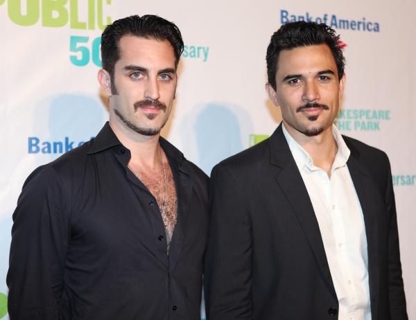 Cooper Grodin & Ivan Hernandez