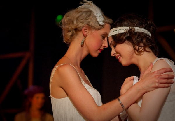 Photo Flash: First Look at THE GREAT GATSBY at King's Head Theatre
