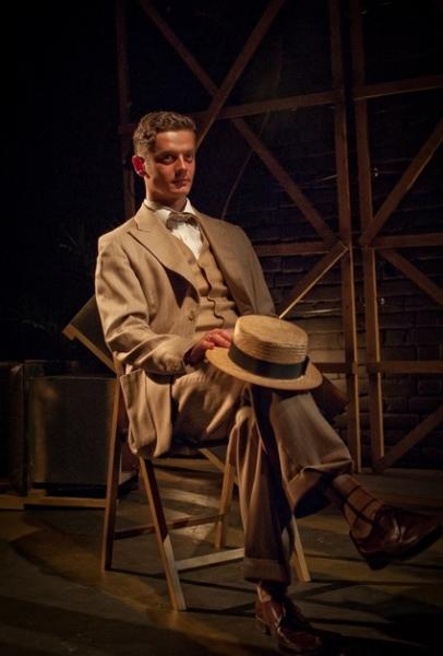 Raphael Verrion (Nick Carroway)