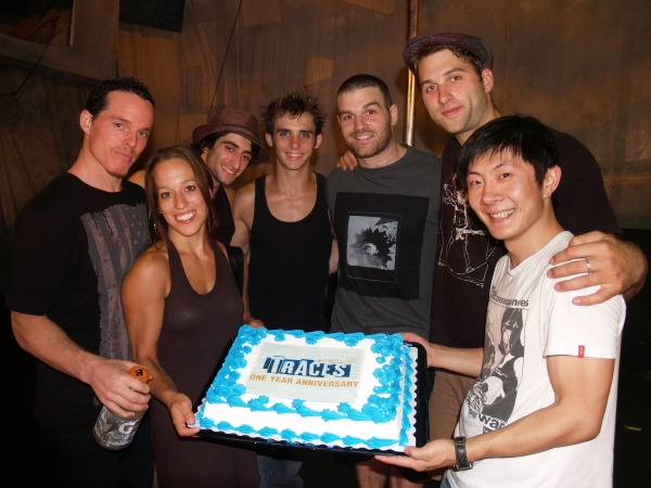 Photo Flash: TRACES Celebrates One-Year Anniversary