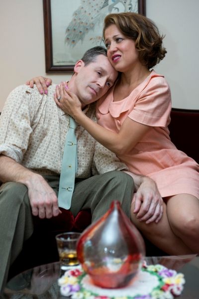 Photo Flash: THE BIG KNIFE Opens Raven Theatre's 30th Anniversary Season Tonight, 9/17