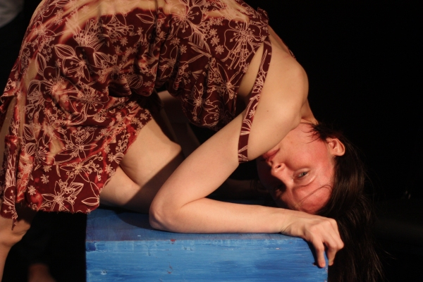 Photo Flash: First Look at Going to Tahiti Productions' IN THE EBB at FringeNYC