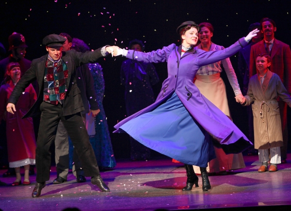 Photo Flash: Opening Night at MARY POPPINS in LA at the Ahmanson