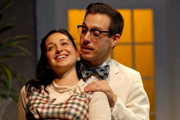 Photo Flash: First Look at SABRINA FAIR at 2nd Story Theatre