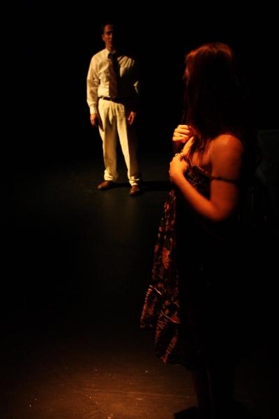 Darci Dixon and Gordon Carmadelle  Photo