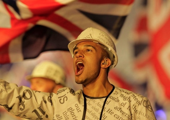 Photo Flash: Spice Girls & More at OLYMPIC CLOSING CEREMONIES