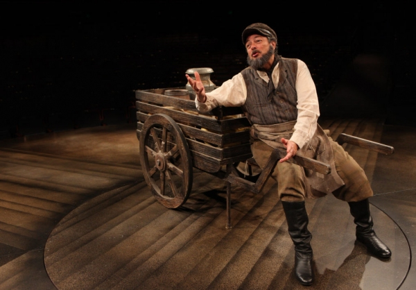 Photo Flash: Sneak Peek at Bob Amaral and Adrienne Barbeau in Music Circus' FIDDLER ON THE ROOF