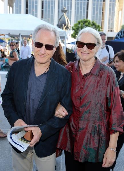 Michael Mann and wife Summer Mann Photo
