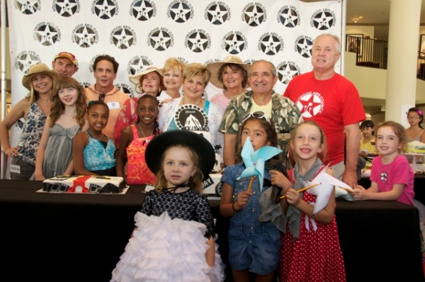 Photo Flash: Hollywood Arts Council's Children's Festival of the Arts Celebrates Paramount's 100th Birthday