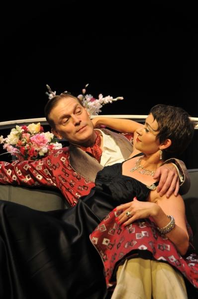 Jack Koenig and Sevanne Martin Photo