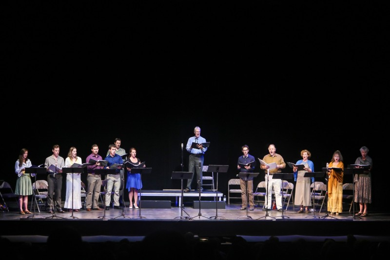 BWW Spotlight: Village Originals' 2012 Festival of New Musicals