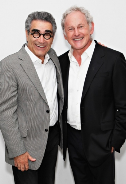 Eugene Levy and Victor Garber