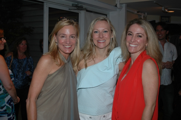 Tracy Mitchell, Kerry Dempsey and Suzanne Schecter