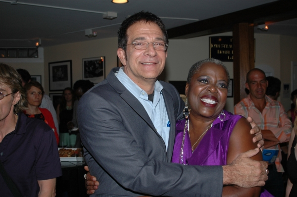 Photo Flash: Lillias White, Richard Kind and More at Bay Street's BIG MAYBELLE Opening Night!