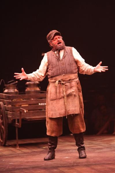 Bob Amaral as Tevye  Photo