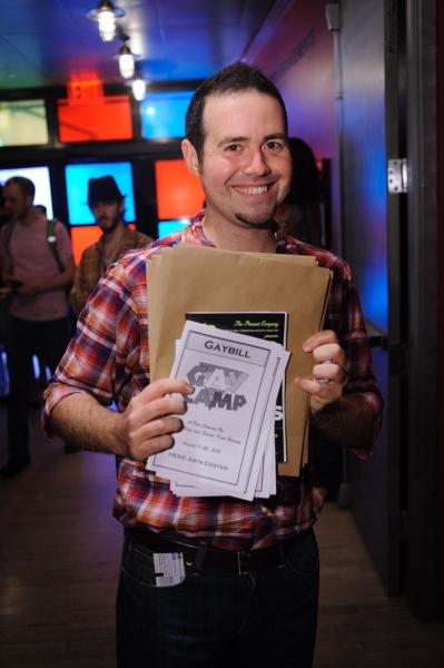 Gay Camp director Phillip Fazio Photo