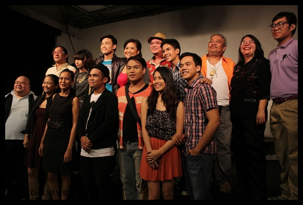 Photo Coverage: BONA's Eugene Domingo and Edgar Allan Guzman Meet the Press