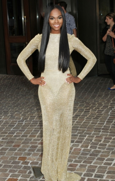 Photo Flash: Jordin Sparks & More at  SPARKLE Film Screening in NYC