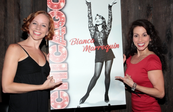 Tonya Wathen, Donna Marie Asbury at Bianca Marroquin Celebrates 10 Years in CHICAGO
