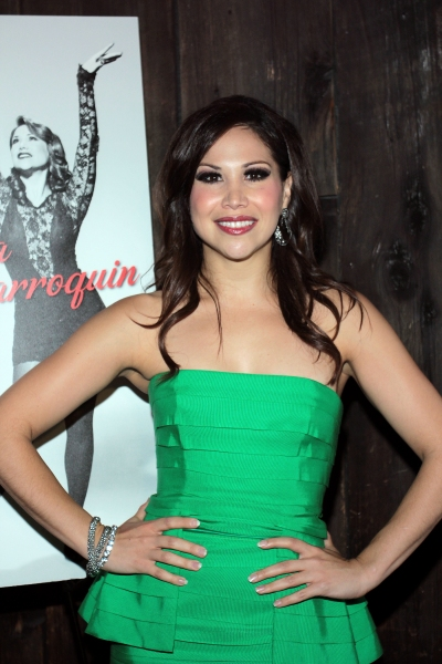 Bianca Marroquin at Bianca Marroquin Celebrates 10 Years in CHICAGO