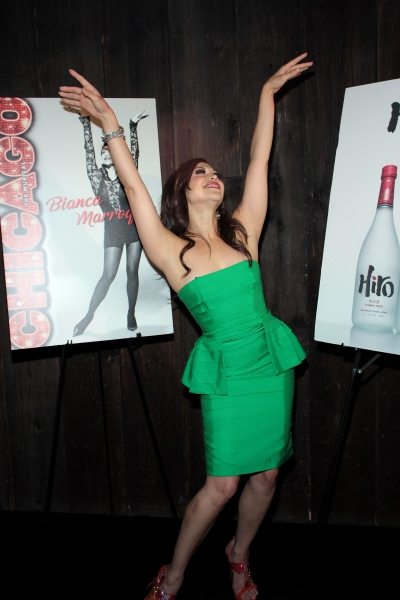 Photo Coverage: Bianca Marroquin Celebrates 10 Years in CHICAGO