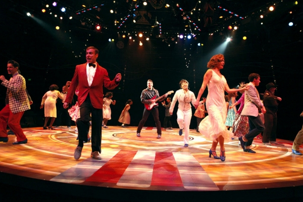 Photo Flash: First Look at Joyce DeWitt, Ryan Overberg and More in NSMT's ALL SHOOK UP