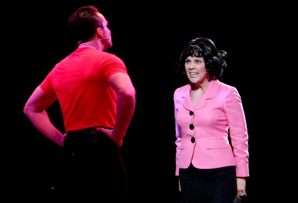 Ryan Overberg and Joyce DeWitt